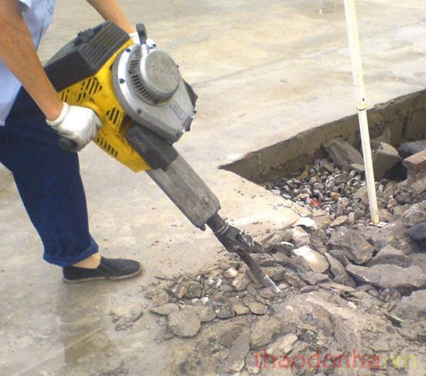 Dịch vụ tháo dỡ nhà tại Hà Nội